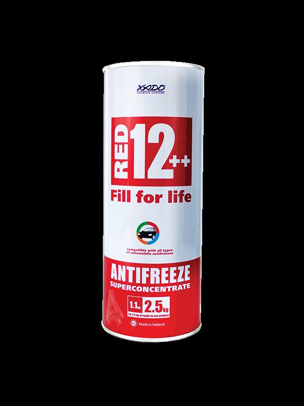 XADO Antifreeze Red 12+